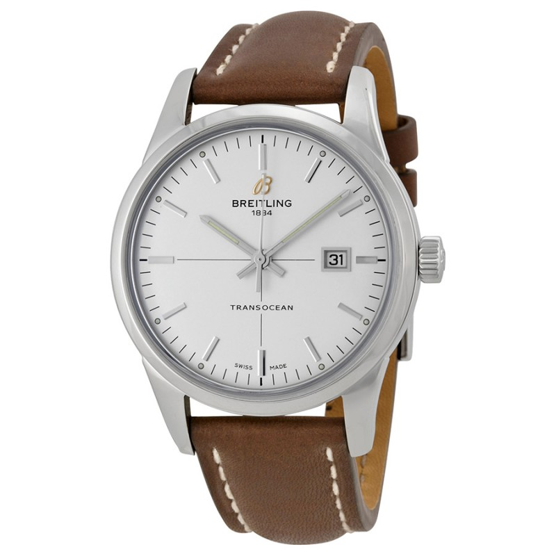 Fake Breitling Transocean Automatic Mens Watch A1036012/G721BRLT