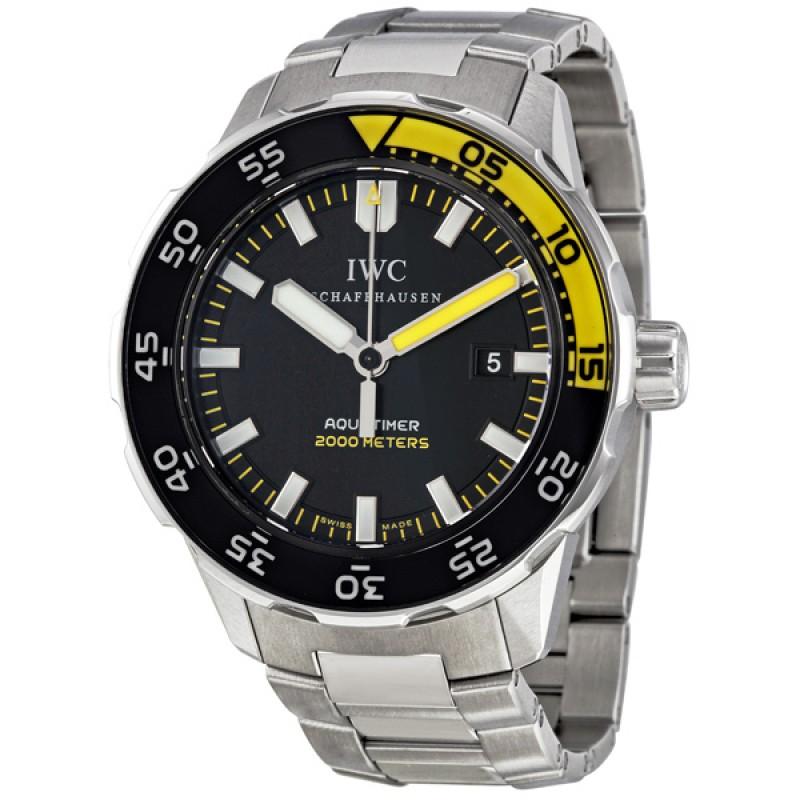 Fake IWC Aquatimer Automatic 2000 Mens Watch IW356801