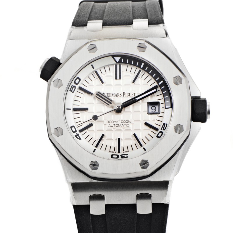 Fake Audemars Piguet Royal Oak Offshore Diver Watch 15710ST.OO.A002CA.02