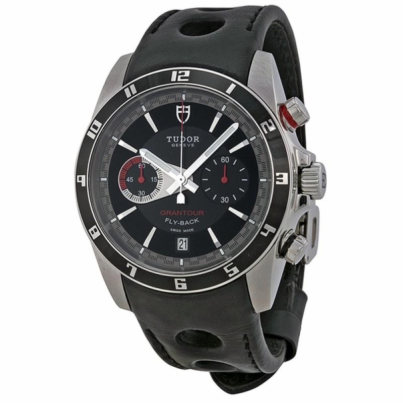 Fake Tudor Grantour Chrono Fly-Back Chronograph Automatic Watch