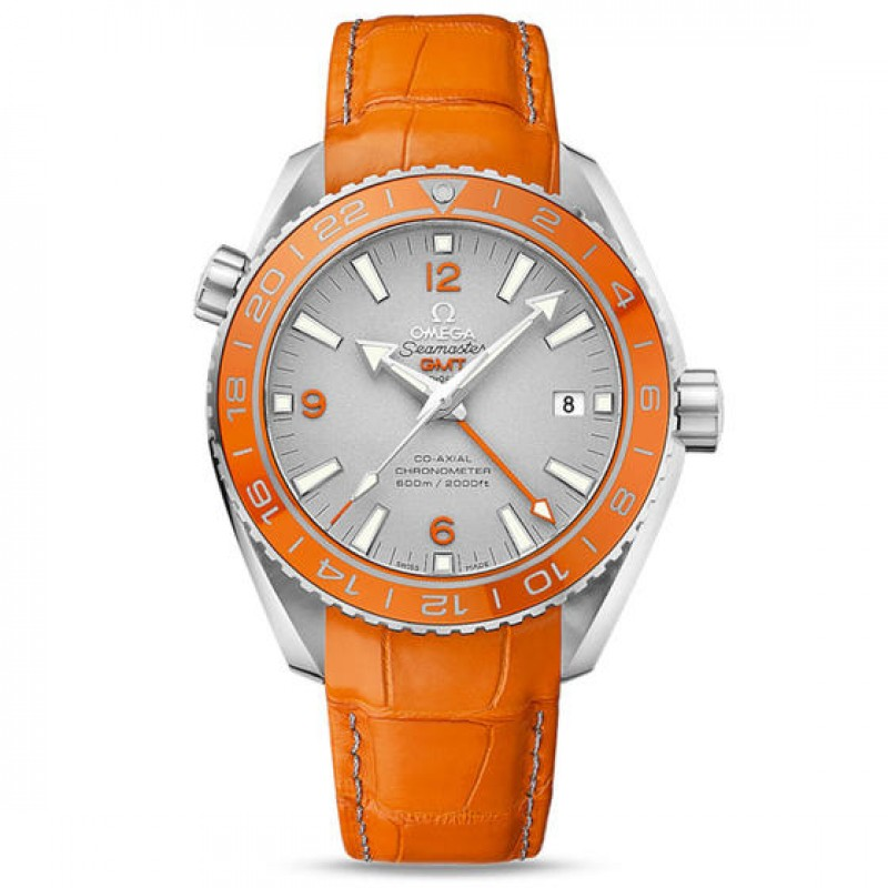 Fake Omega Seamaster Planet Ocean 600 M GMT 43.5mm 232.93.44.22.99.001