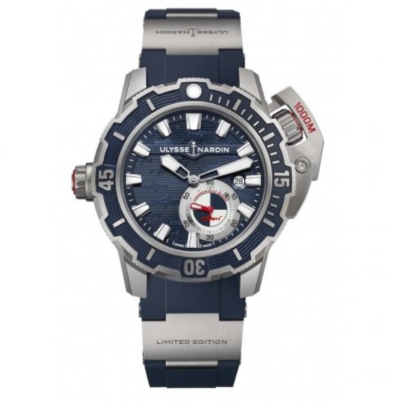 Fake Ulysse Nardin Diver Deep Dive 3203-500LE-3/93-Hammer