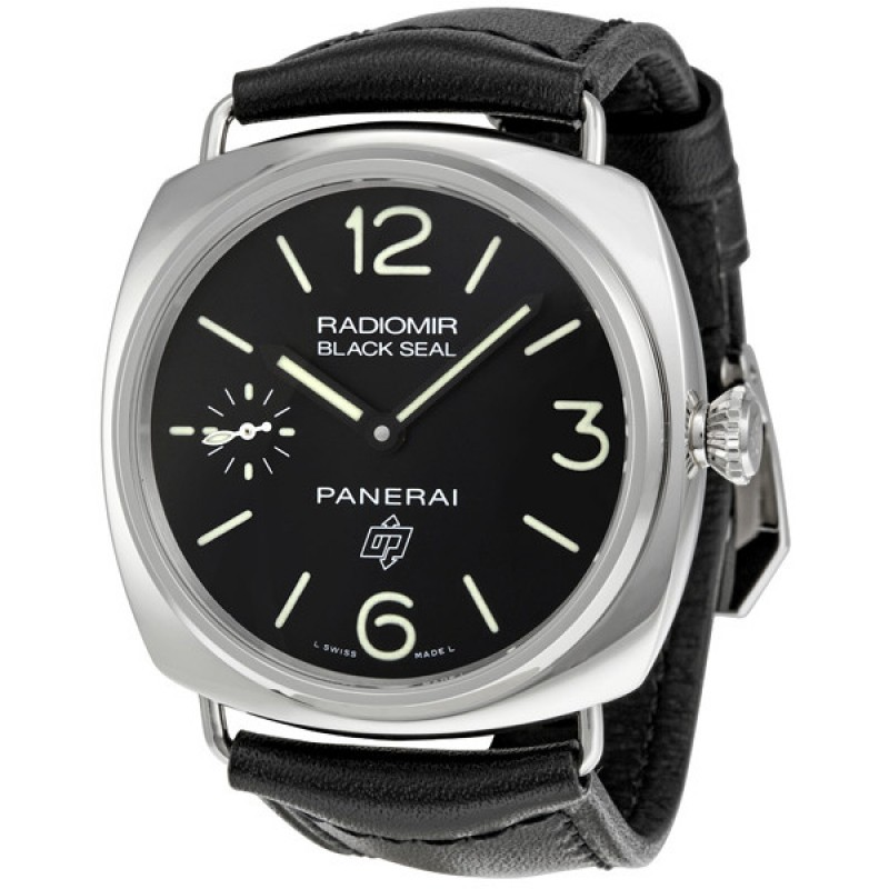 Fake Panerai Radiomir Black Seal Mens Watch PAM00380