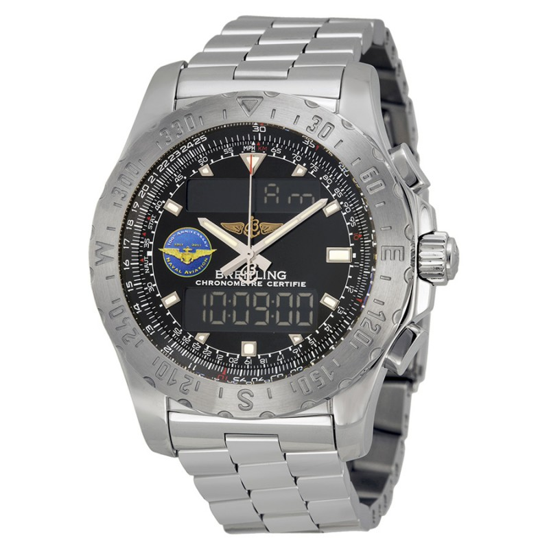 Fake Breitling Professional Airwolf Mens Watch A7836323-BA86SS