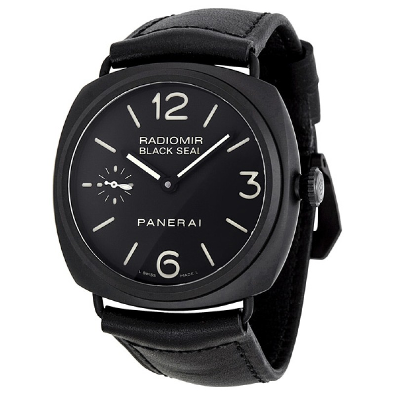 Fake Panerai Radiomir Black Seal Mens Watch PAM00292