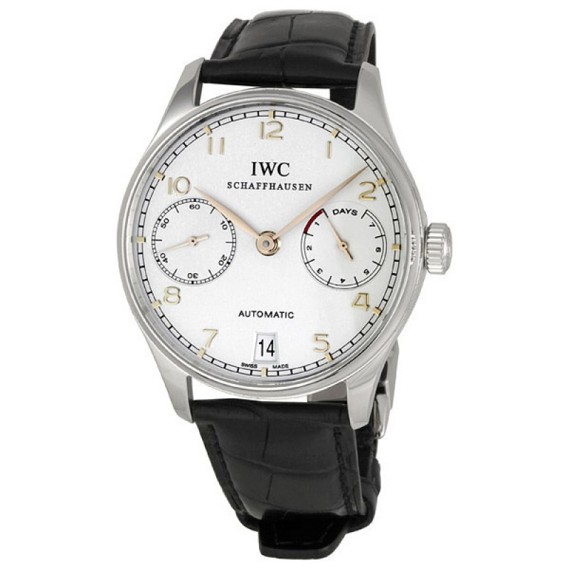 Fake IWC Portuguese Automatic Mens Watch IW500114