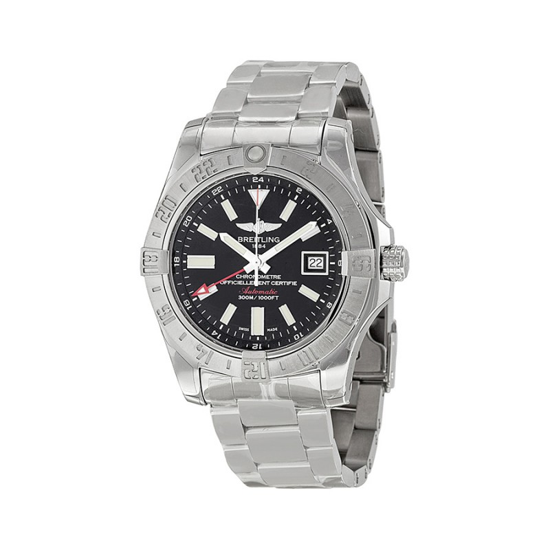 Fake Breitling Avenger II GMT Mens Watch A3239011/BC35SS