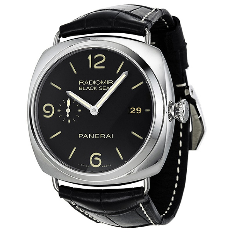 Fake Panerai Radiomir Black Seal 3 Days Automatic Mens Watch PAM00388