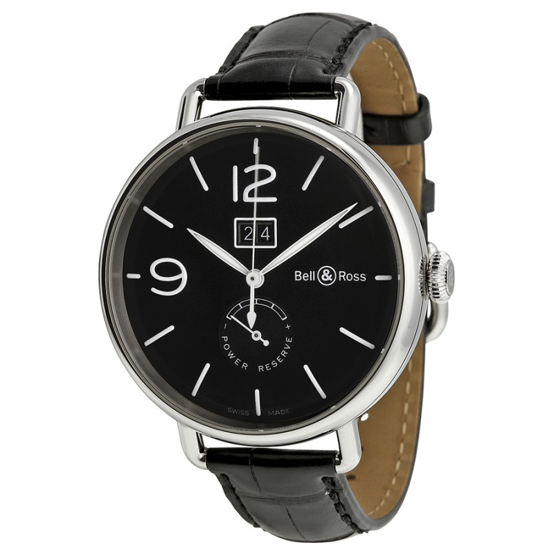 Replica Bell & Ross Vintage Automatic Mens Watch BLRBRWW190-BL-ST