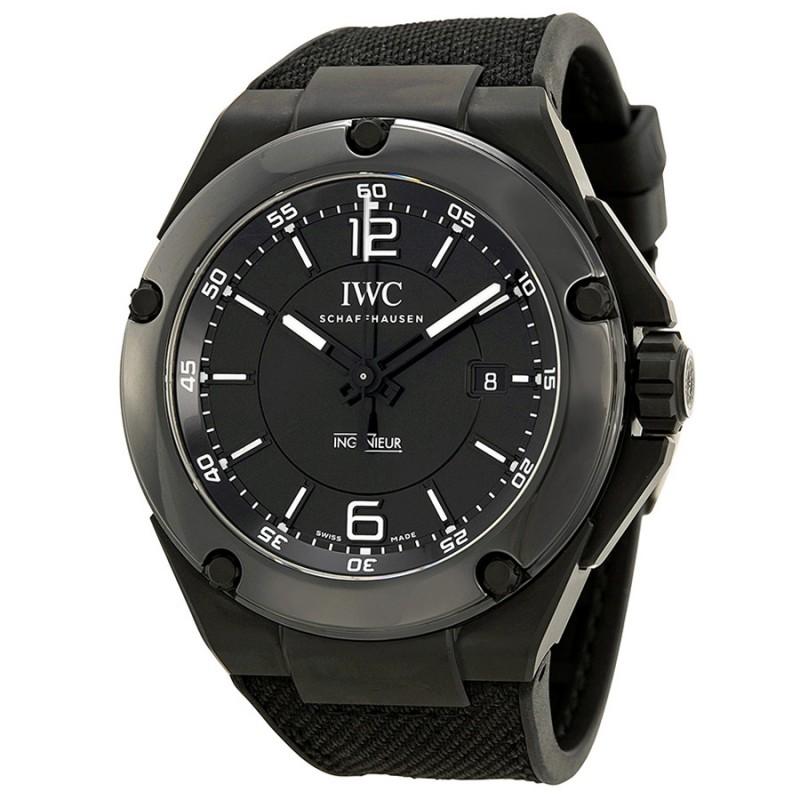 Fake IWC Ingenieur Automatic AMG Black Ceramic Mens Watch IW322503