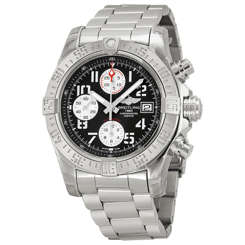 Fake Breitling Avenger II Automatic Mens Watch A1338111-F564SS
