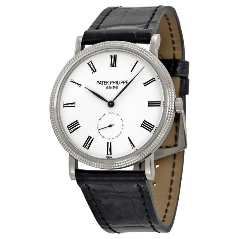 Replica Patek Philippe Calatrava Automatic Mens Watch 5119G