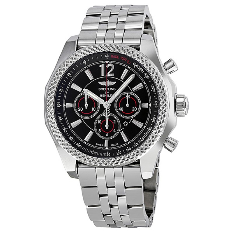 Fake Breitling Bentley Barnato 42 Chronograph Automatic Mens Watch A4139024-BB82SS