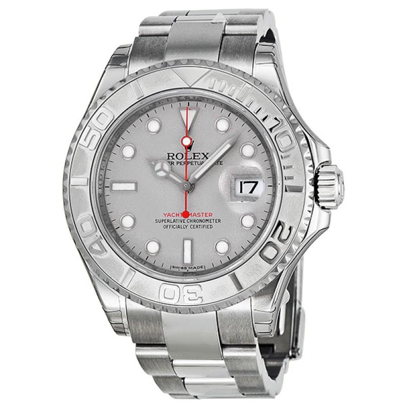 Fake Rolex Yacht-Master Platinum Mens Watch 116622PLSO