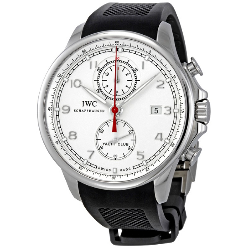 Fake IWC Portuguese Yacht Club Chronograph Mens Watch IW390211
