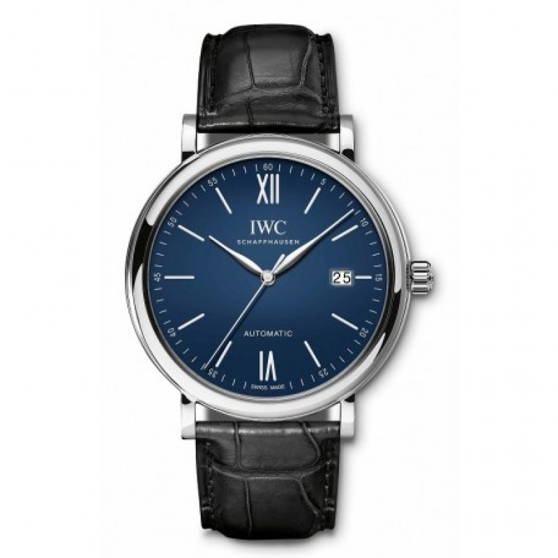 Fake IWC Portofino Automatic Edition 150 Years IW356518