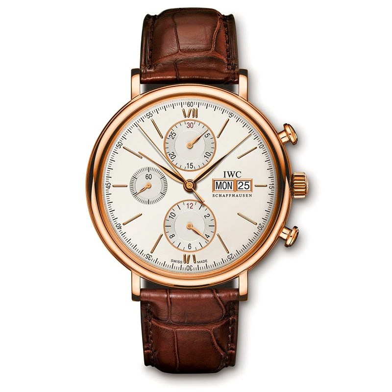 Fake IWC?Portofino Chronograph Rose Gold IW391020