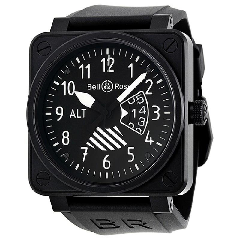 Replica Bell & Ross Big Date Altimeter Automatic Mens Watch BR0196-ALTIMETER