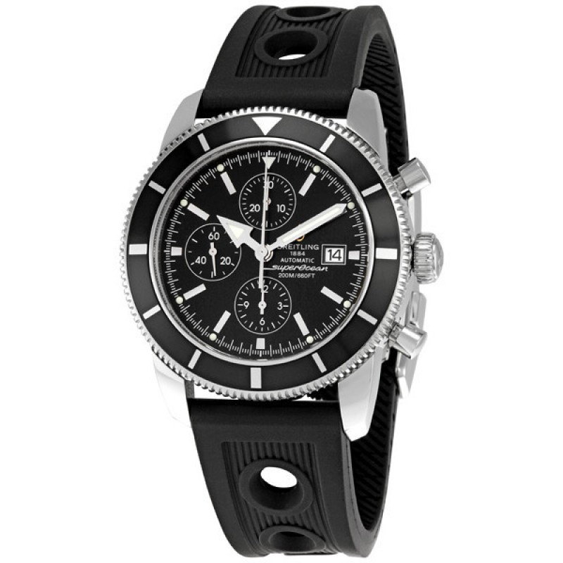 Fake Breitling Superocean Heritage Chronograph Mens Watch A1332024-B908BKRD
