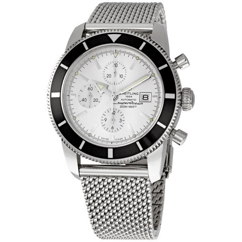 Fake Breitling Superocean Heritage Chronograph Mens Watch A1332024-G698SS