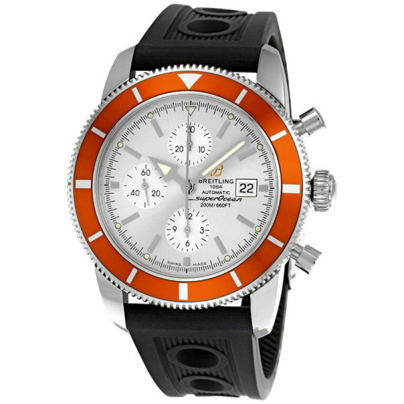 Fake Breitling Superocean Heritage Chronograph Mens Watch A1332033-G698BKOR