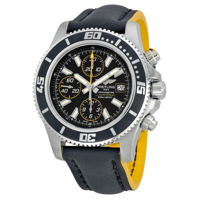 Fake Breitling Superocean Chronograph II Mens Watch A1334102-BA82BKYLT