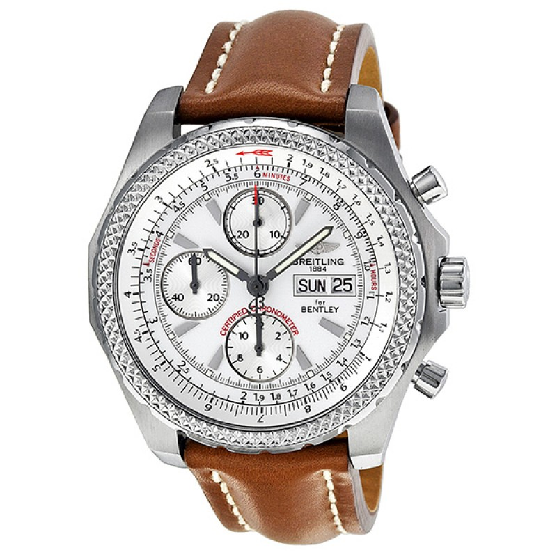 Fake Breitling Bentley GT Racing Chronograph Automatic Mens Watch A1336313-A575