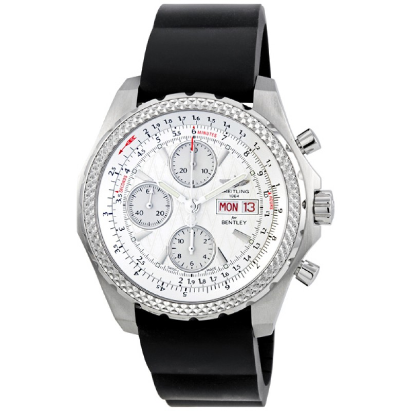 Fake Breitling Bentley GT Chronograph Automatic Mens Watch A1336313-G680BKRD
