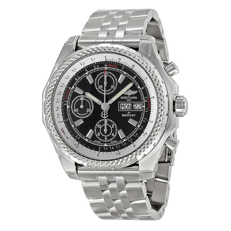 Fake Breitling Bentley GT II Automatic Chronograph Mens Watch A1336512/BC81