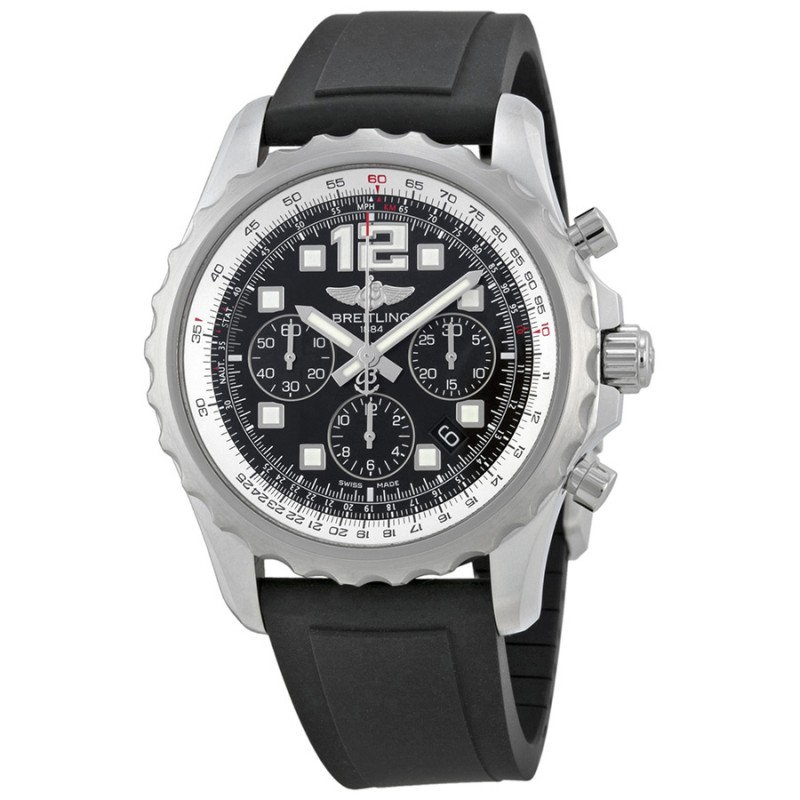 Fake Breitling Chronospace Automatic Mens Watch A2336035-BA68BKPD