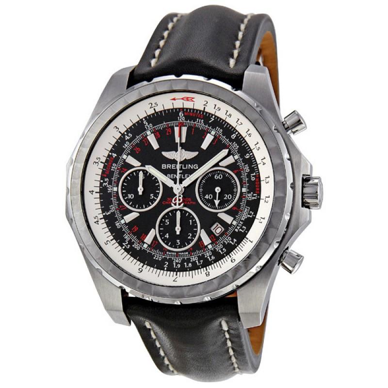 Fake Breitling Bentley Motors T Chronograph Mens Watch A2536313-B954BKLD