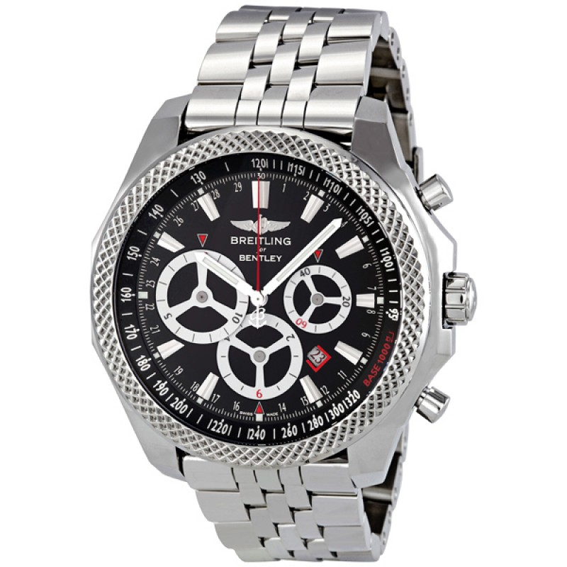 Fake Breitling Bentley Barnato Racing Chronograph Mens Watch A2536624-BB09SS
