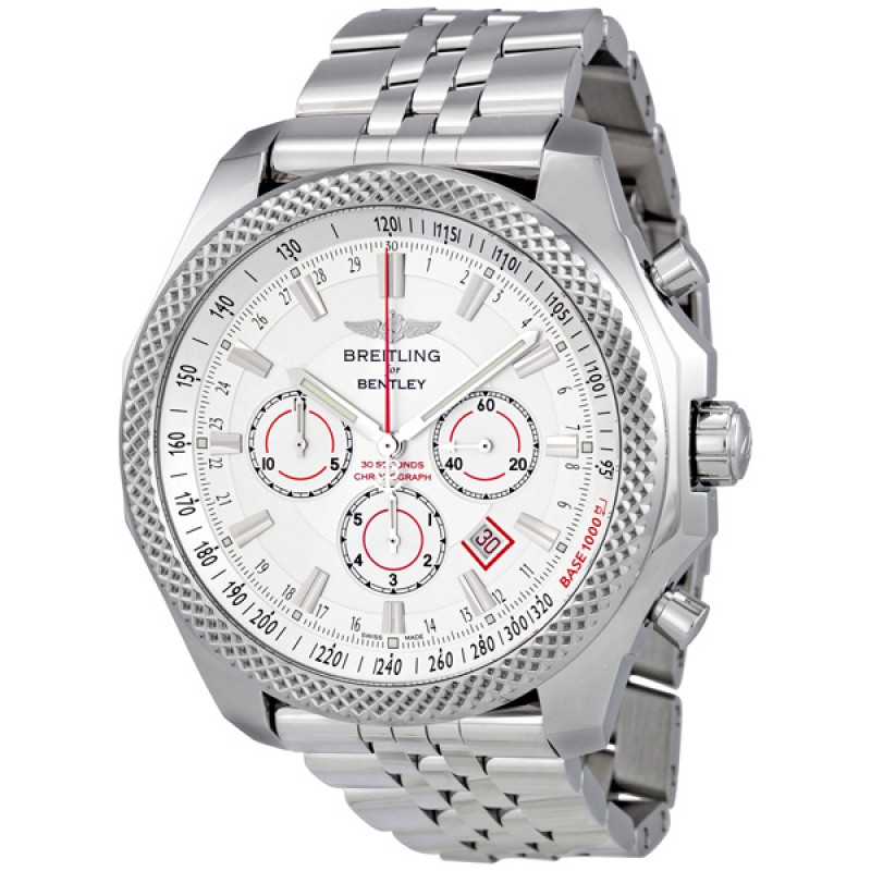 Fake Breitling Bentley Barnato Automatic Mens Watch A2536821-G734SS
