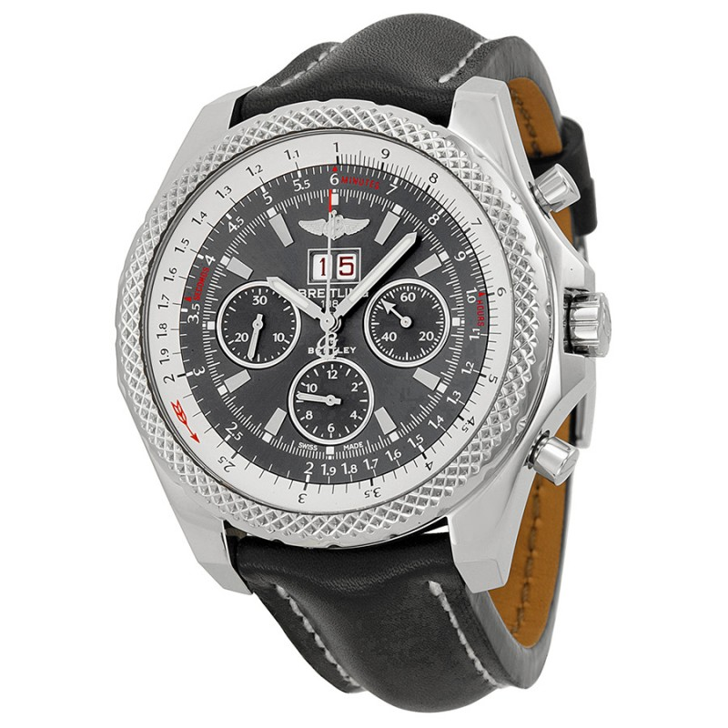 Fake Breitling Bentley 6.75 Speed Mens Watch A4436412-F544BKLT