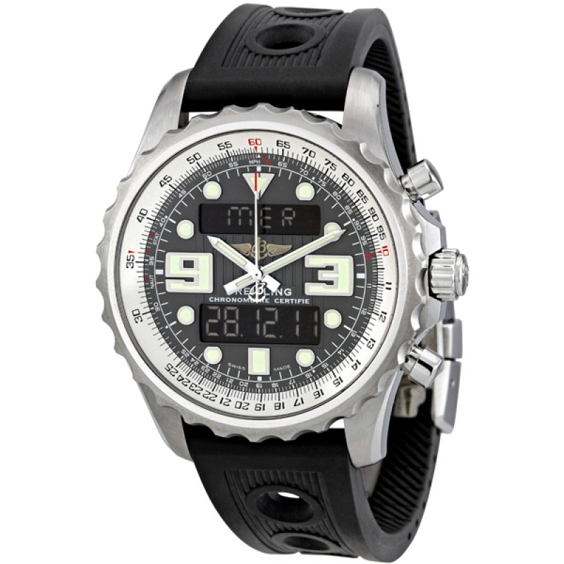 Fake Breitling Chronospace Ocean Racer Watch A7836534/F551