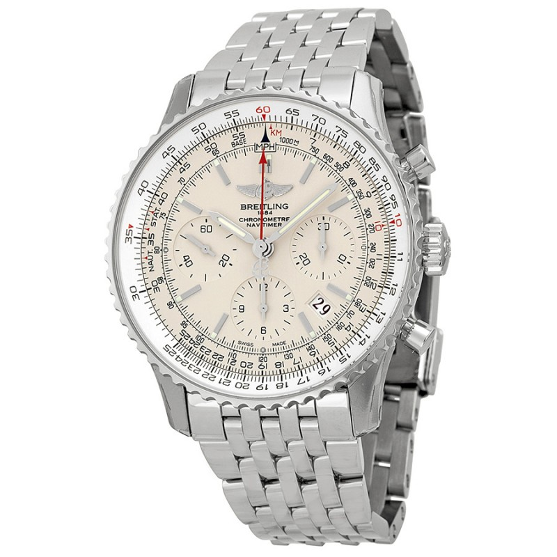 Fake Breitling Navitimer 01 Mens Watch AB012312-G756