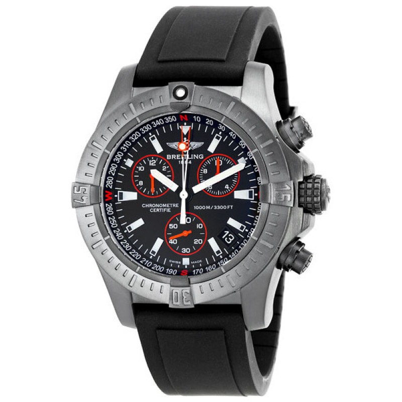 Fake Breitling Seawolf Chrono Mens Watch M7339010-BA03