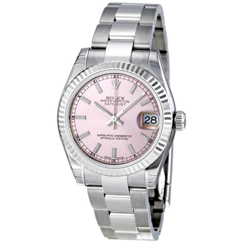 Fake Rolex Datejust Ladies Watch 178274PSO