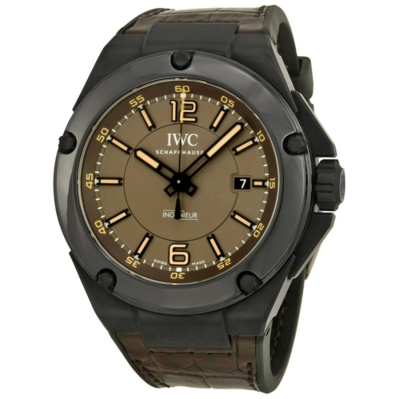 Fake IWC Ingenieur Automatic AMG Black Ceramic Mens Watch IW3225-04