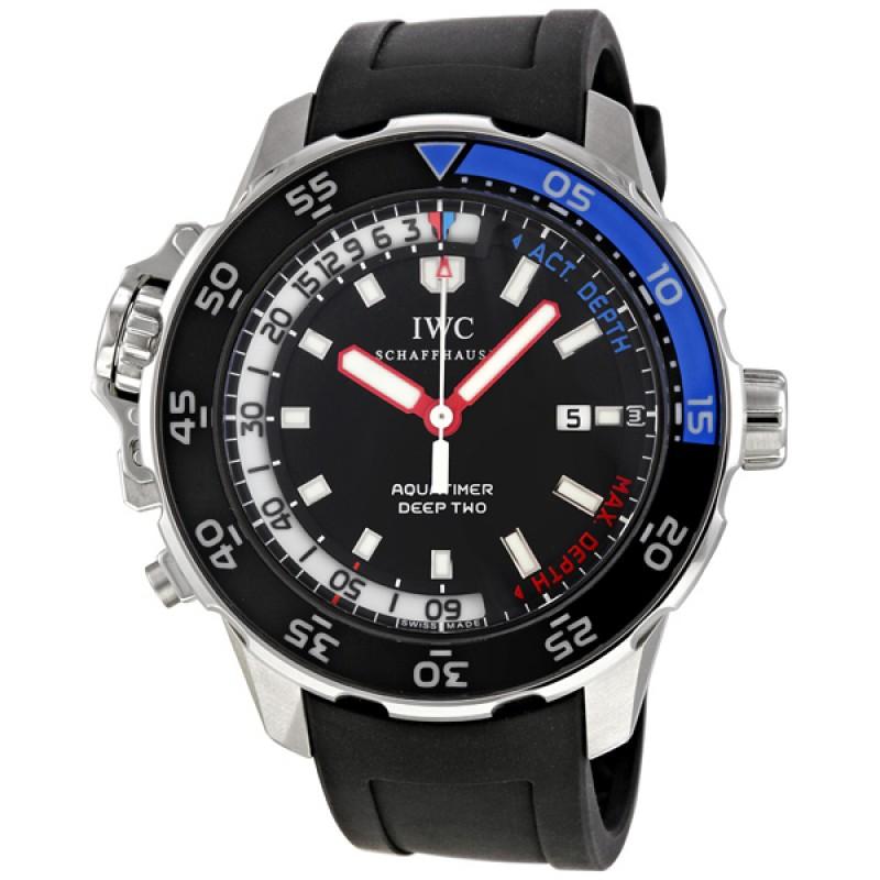 Fake IWC Aquatimer Deep Two Mens Watch IW354702