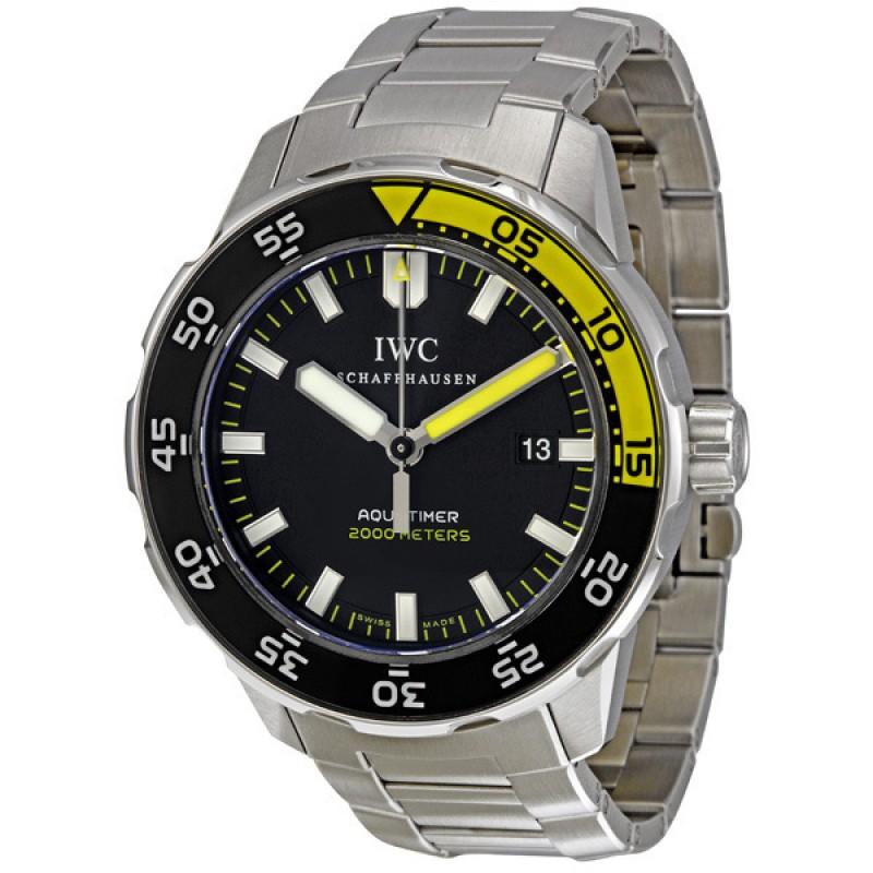 Fake IWC Aquatimer Automatic Mens Watch IW356808