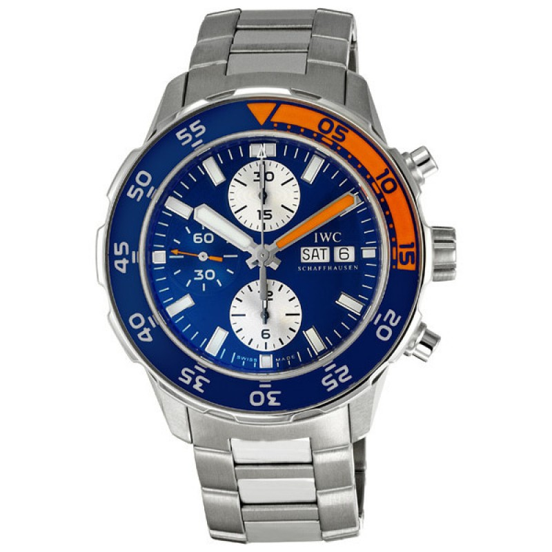 Fake IWC Aquatimer Automatic Chronograph Mens Watch IW376703