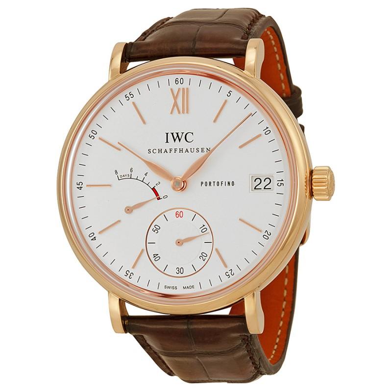 Fake IWC Portofino Automatic Silver Dial Mens Watch IW510107