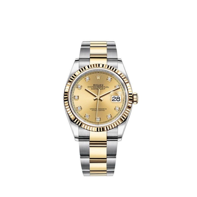 Replica Rolex Datejust 36 m126233-0018