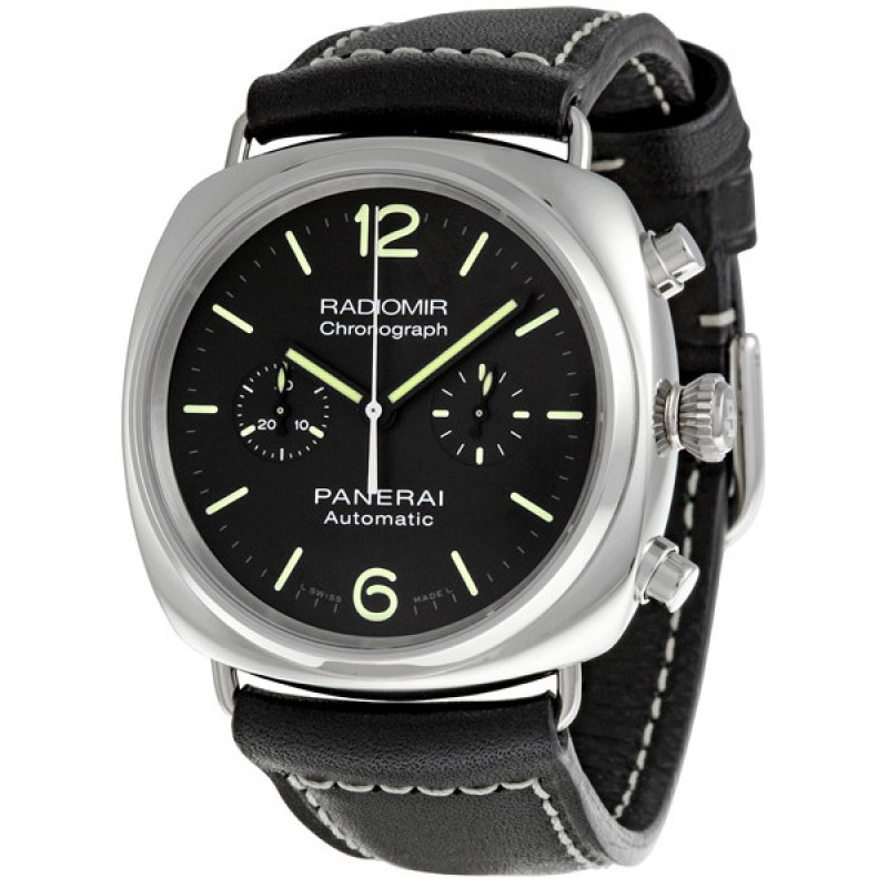 Fake Panerai Radiomir Chronograph Mens Watch PAM00369