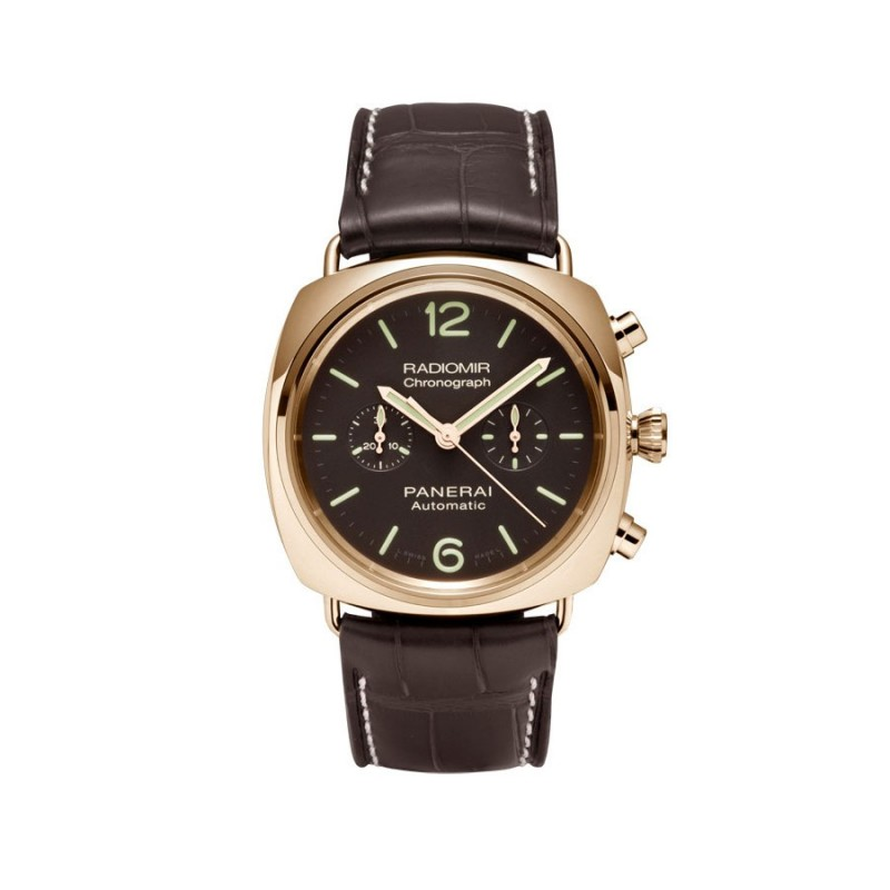 Fake Panerai Radiomir Chronograph Mens Watch PAM00377
