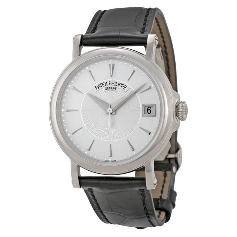 Replica Patek Philippe Calatrava Automatic Mens Watch 5153G-010