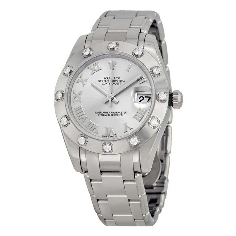 Fake Rolex Perpetual Datejust Ladies Watch 81319RRO