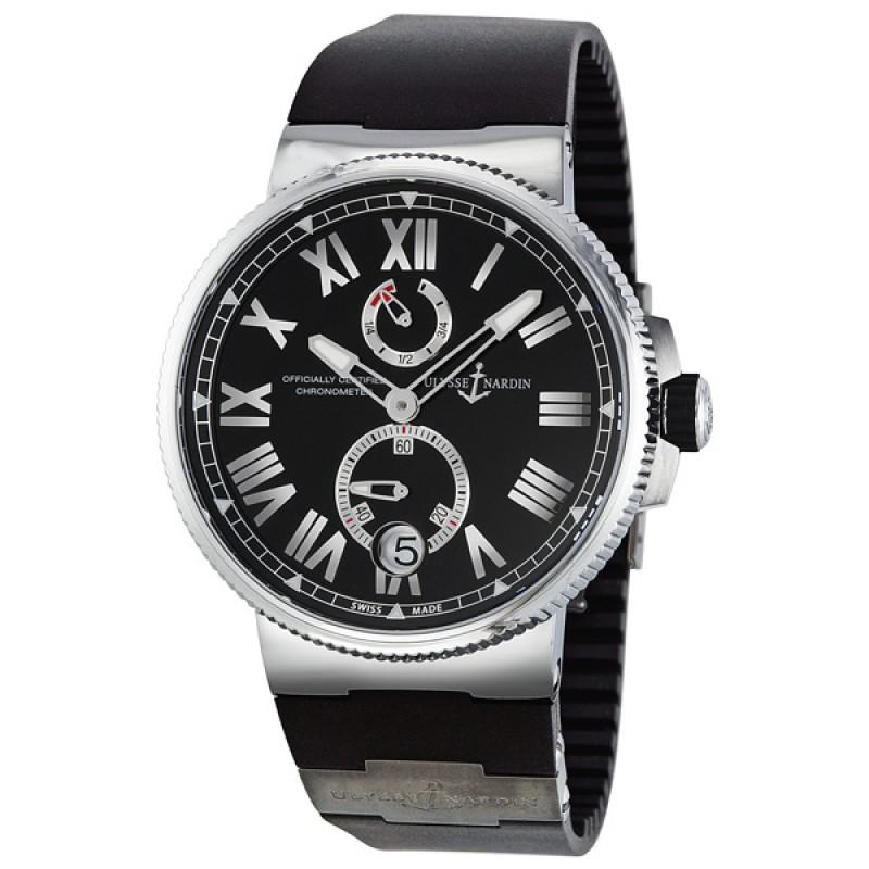 Fake Ulysse Nardin Marine Chronometer Automatic Mens Watch 183-122-3-42