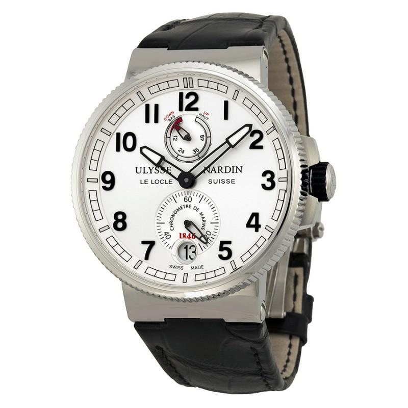 Fake Ulysse Nardin Marine Chronometer Mens Watch 1183-126-61